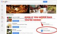 Google+ mete la pata con sus Eventos y la campaña de Cataluña en Instragram, repaso por Genbeta Social Media