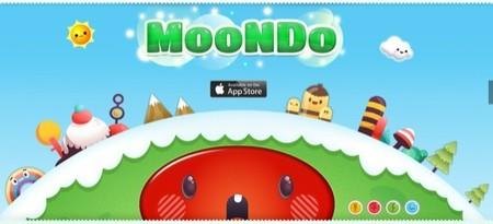 Moondo es una aplicación muy interactiva dirigida al público infantil para cuidar, alimentar y jugar con la mascota