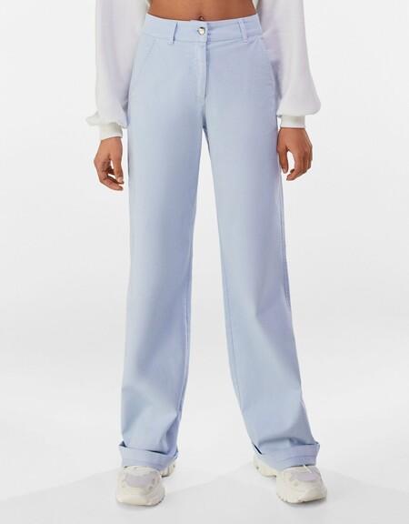 Pantalones Wide Leg Bershka