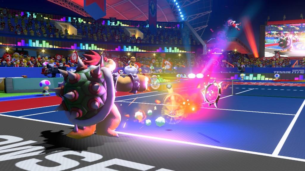 Mario Tennis Aces 07
