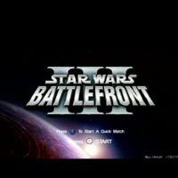 La pre alfa del cancelado Star Wars: Battlefront III en 30 minutos de vídeo