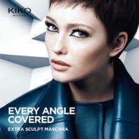 Kiko lanza Extra Sculpt Mascara, para unas pestañas panorámicas