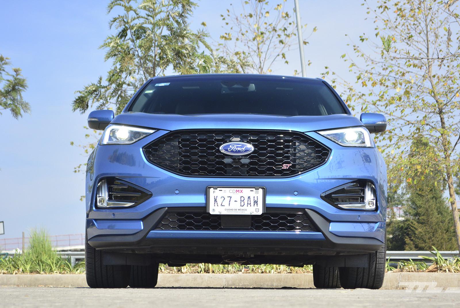 Foto de Ford Edge ST (prueba) (3/20)