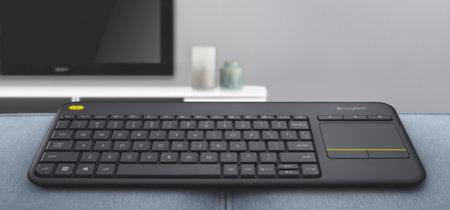 Logitech trae a México su nuevo teclado inalámbrico ideal para usarse desde el sofá