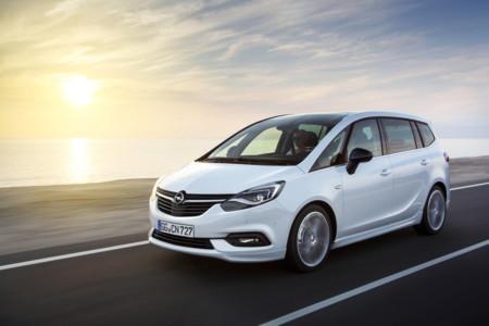 Opel Zafira 2016 3