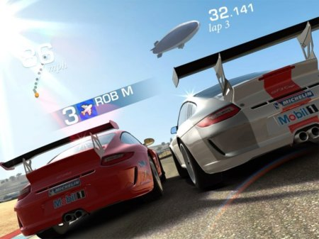 Real Racing 3 se pasará al modelo free-to-play