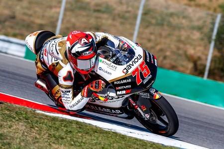 Albert Arenas Moto3 Motogp Austria 2018 1