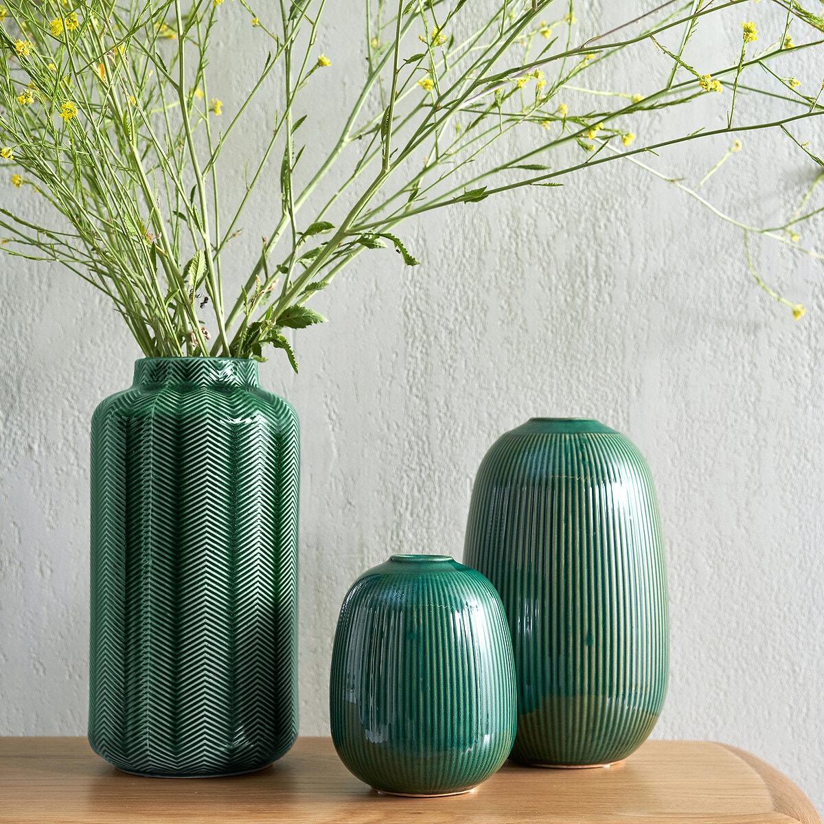 Jarrón de cerámica La Redoute