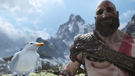 God of War incluirá un glorioso modo fotografía tras su lanzamiento. Así funciona