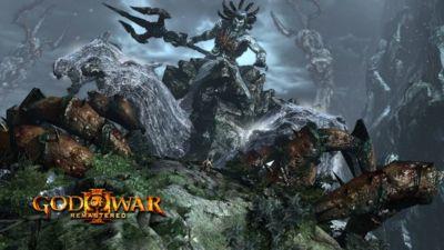 Kratos se apunta a la moda del refrito en PS4 con God of War III: Remastered