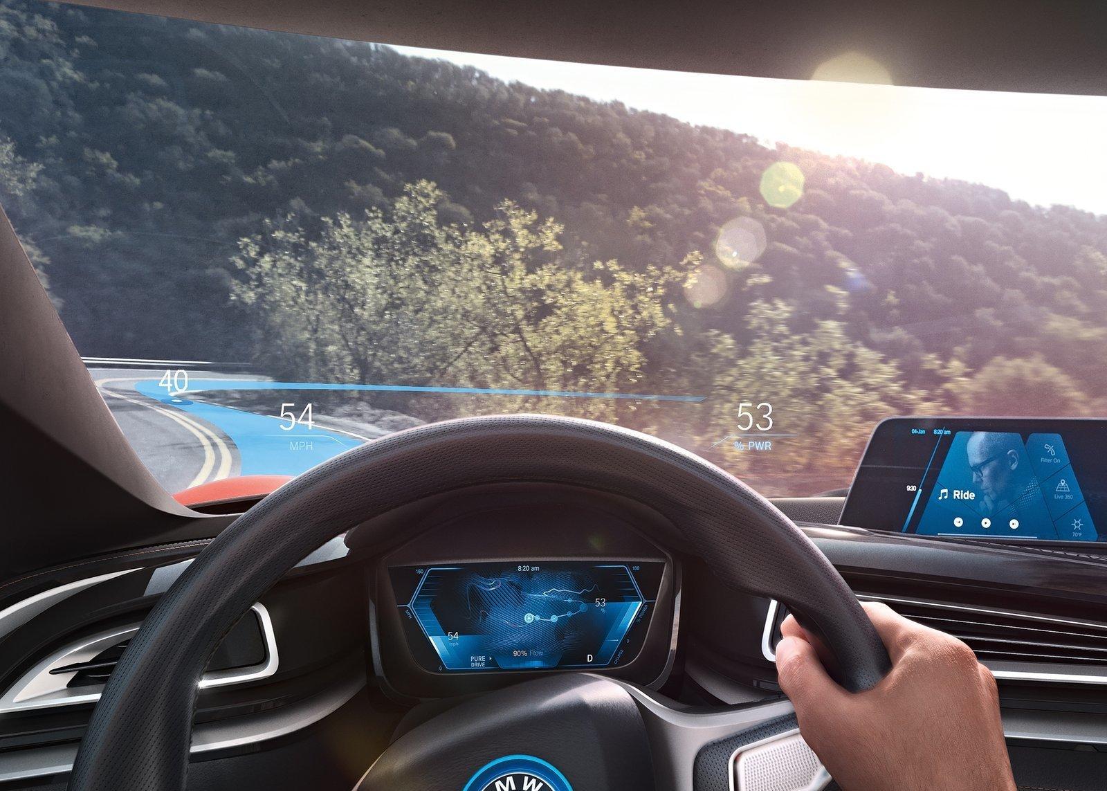 Foto de BMW i Vision Future Interaction Concept (13/19)