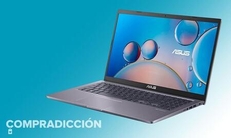 Este portátil de gama media es el chollazo del día en El Corte Inglés: ASUS M415DA-EK274T por 449 euros
