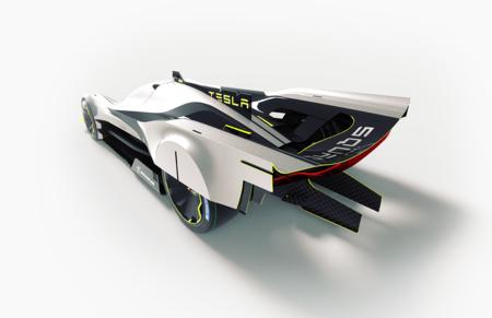 Tesla Le Mans 2030 10