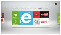 Se rumora que navegador controlado por Kinect podría llegar a Xbox 360