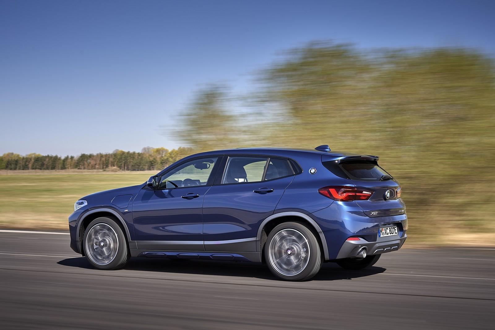 BMW X2 xDrive25e 2021