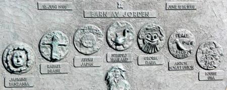 Niños Del Monumento