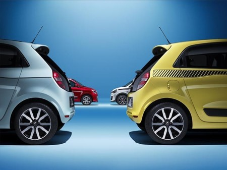 Renault Twingo 2014-5