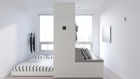 ikea muebles paredes robóticas