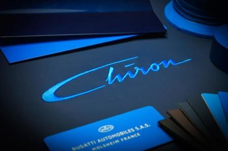 ¡Oficial! Conoceremos al nuevo Bugatti Chiron en el Salón de Ginebra, en marzo
