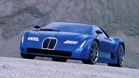 Bugatti 18/3 Chiron: El concept car basado en el Lamborghini Diablo que nos dejó ver el futuro en 1999