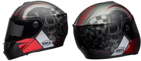 Bell lanza el SRT, su primer casco modular para Europa desde 349 euros