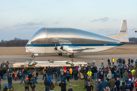 Nasa Super Guppy 3