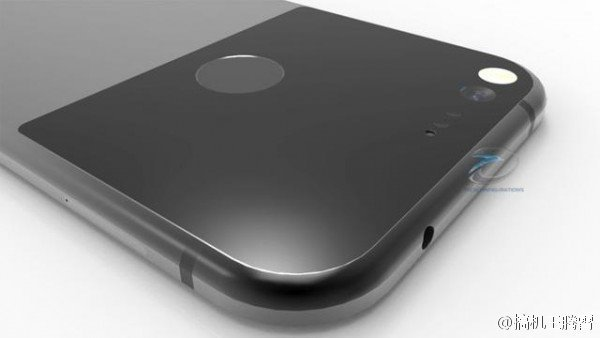 Renders Nexus 2016 HTC