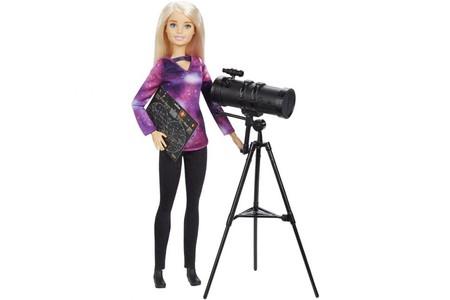 Este año Mattel lanzará la Barbie astrofísica
