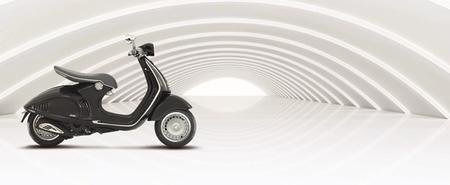 Salón de Milán 2012: Vespa 946, la Vespa que regresa al futuro de la marca