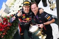 Sebastian Vettel gana en Bahréin y es el nuevo líder