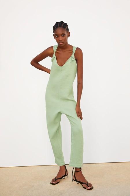 Vestido Mono Rebajas 2020 Zara Verano 17