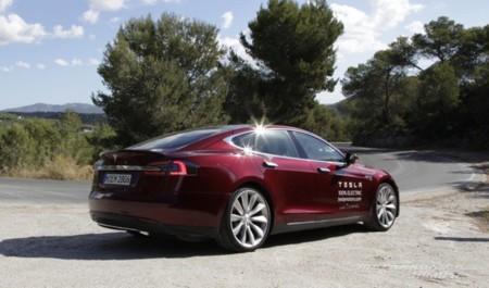Prueba Tesla Model S 2015