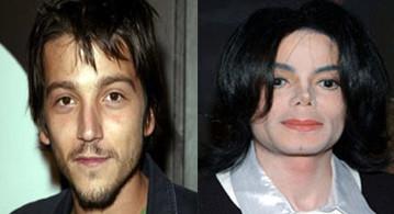 Diego Luna es Michael Jackson