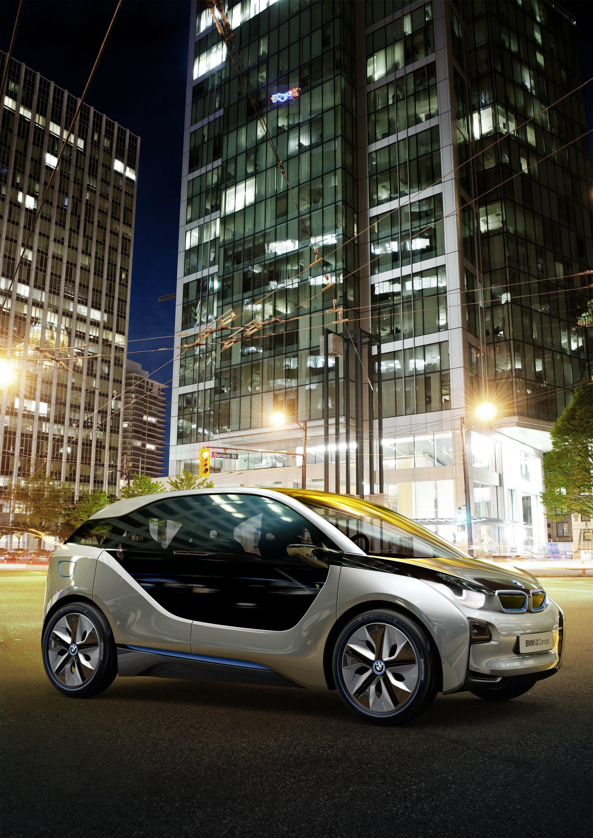 Foto de BMW i3 Concept (3/11)