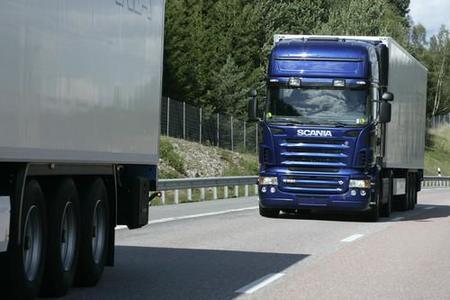Scania ACC
