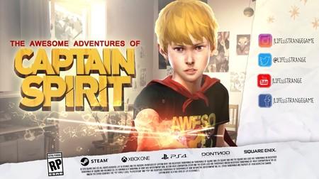 Las increíbles aventuras de Captain Spirit es el nuevo juego de Dontnod y llegará gratis este mes [E3 2018]