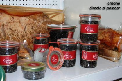 Caviar de Navarra, Caviar del Reyno