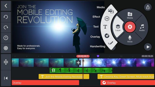 5 aplicaciones para editar vídeo con tu teléfono móvil
