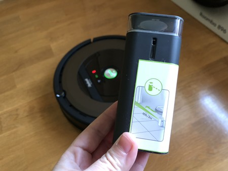 Roomba 896 Pared Virtual