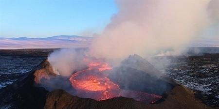 Cambio climático = mayores erupciones volcánicas en Islandia