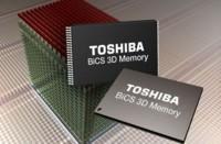 Toshiba anuncia memorias 3D NAND aún más densas, esto se anima