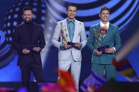 Eurovision No Solo Es Musica Y El Estilo De Sus Conductores Lo Confirma Que Es Para Tomar Nota