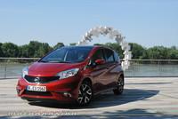 Nissan Note, presentación y prueba en Austria (parte 1)