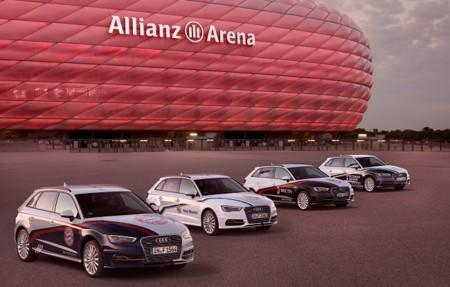 """No todo en el fútbol son noticias """"piojosas"""" cuando la Audi Cup 2015 presenta tantas innovaciones tecnológicas"""