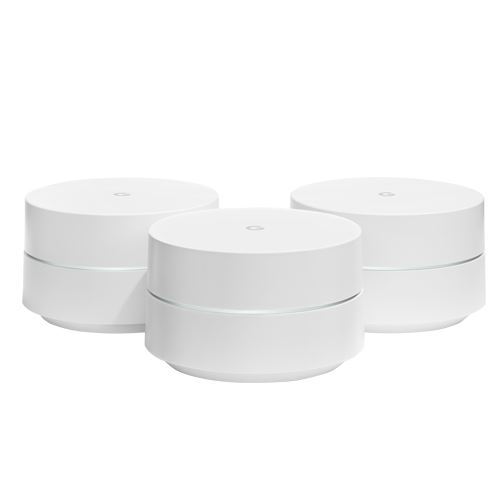 Router Google Wifi Pack (3 uds)