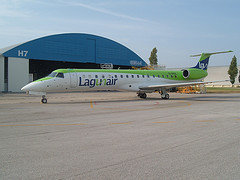 Lagun Air: nuevas rutas aéreas desde Salamanca a Barcelona, Málaga y Mallorca.