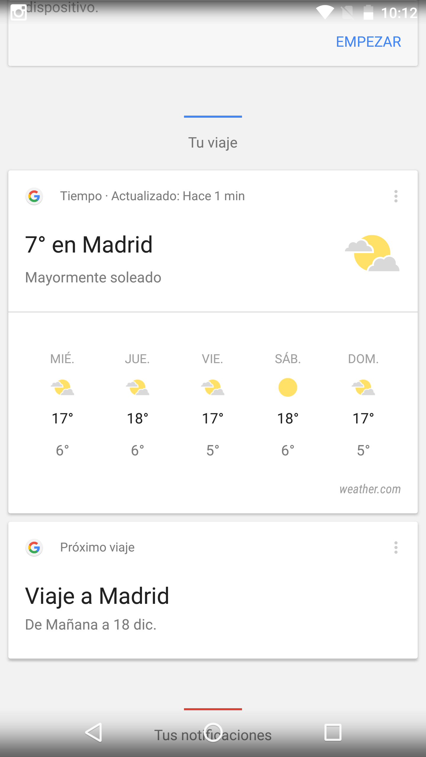Foto de Android 6.0 en Nexus 6P (3/6)