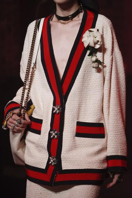 Clonados y pillados: la chaqueta de la abuela de Gucci que se clonó en Zara