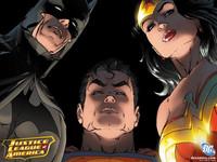 Superman, Batman y Wonder Woman podrían unirse en una película sobre La Liga de la Justicia de América