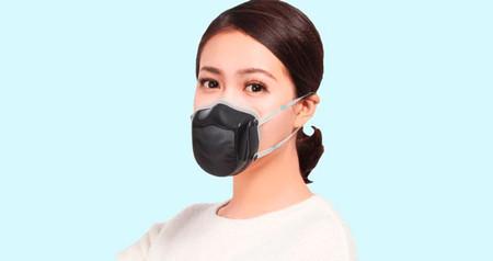 Xiaomi tiene una nueva mascarilla eléctrica que purifica el aire, pero que no está pensada para combatir el coronavirus COVID-19